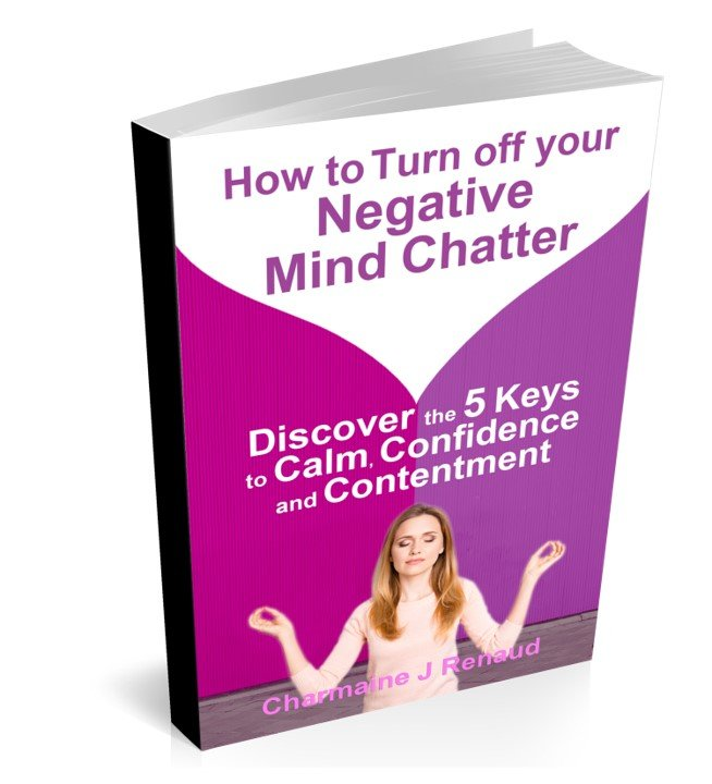 How to turn off your Negative Mind Chatter